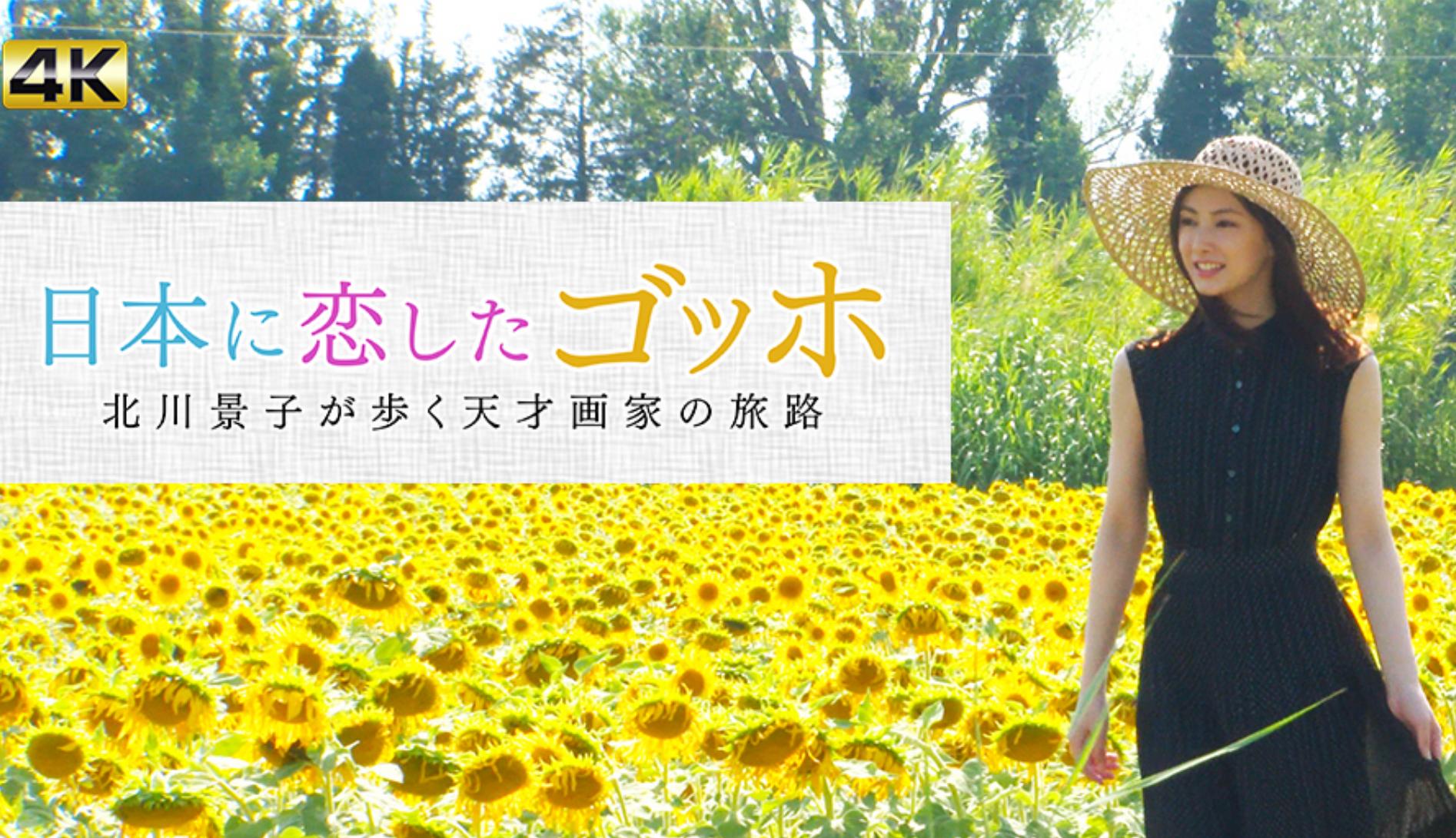 日本に恋したゴッホ~北川景子が歩く天才画家の旅路~