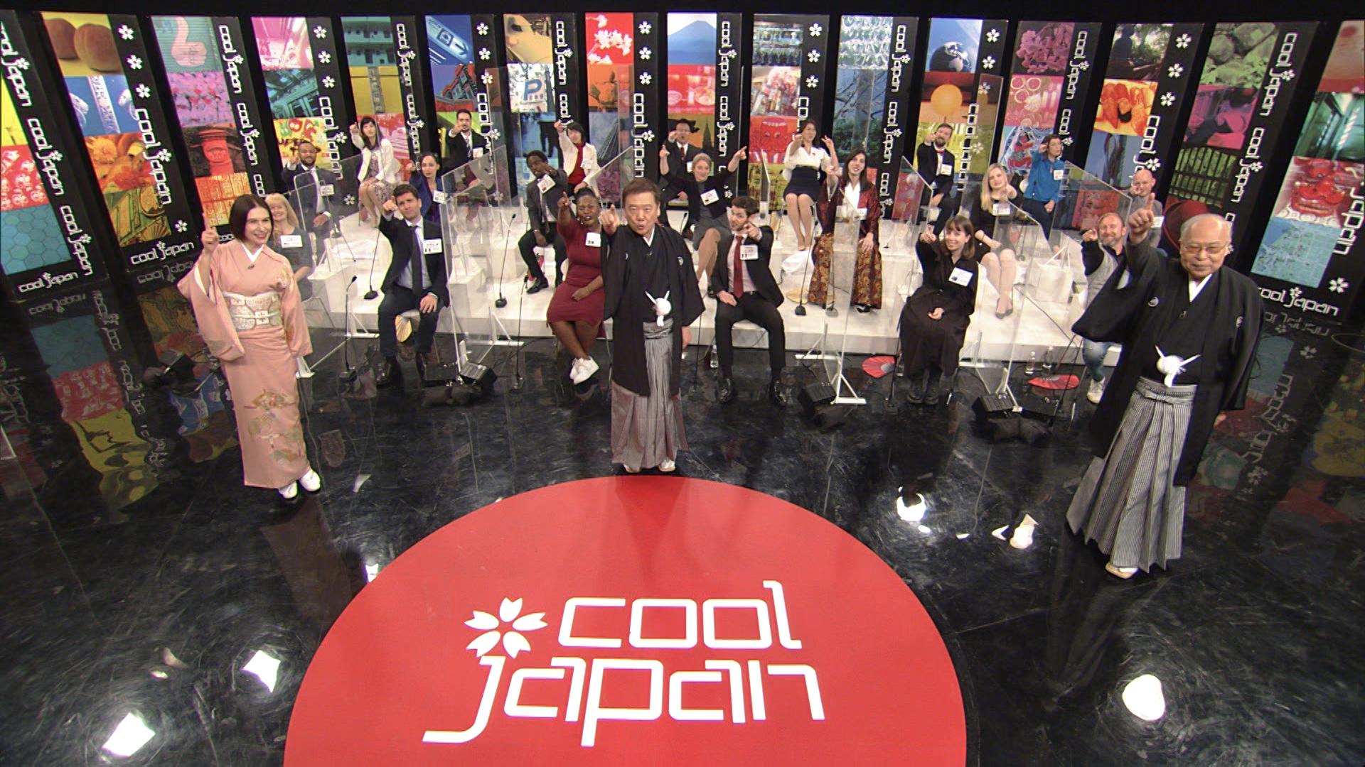 COOL JAPAN 新春特集「世界が驚いた!これぞニッポンのNEWS」